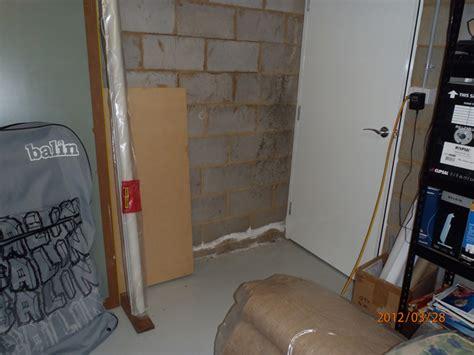 leaking garage basement  asset rehab services