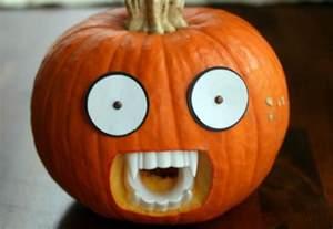 Halloween Faces For Pumpkins Scary by Citrouille D Halloween En Tant Que D 233 Co Pour Votre Maison