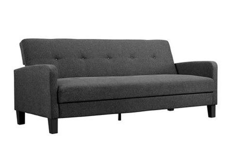 Sofa Bed Walmartca by Hometrends Grey Futon Sofa Bed Walmart Ca