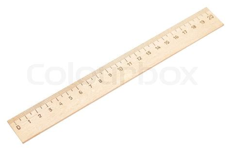 wooden ruler stock photo colourbox