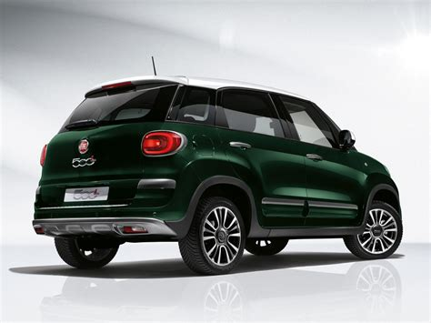 Fiat L by Official 2018 Fiat 500l