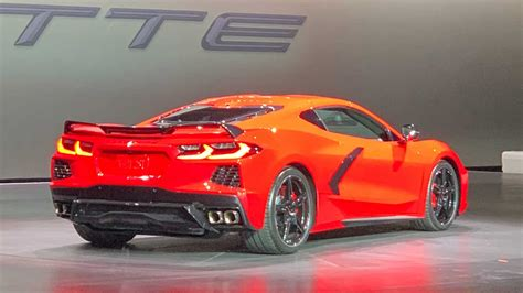 2020 Chevy Corvette C8 Dealer Playbook Puts All The ...