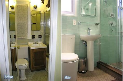 renovated bathroom ideas amazing before and after bathroom renovations