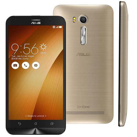 Smartphone Asus Zenfone Go Live DTV ZB551KL Dourado 16GB ...