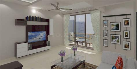 Home Design 2bhk : Interior Designing For 2bhk At Bhiwandi, Mumbai