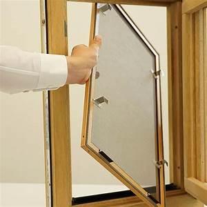 Fliegengitter Für Holzfenster : insektenschutz spannrahmen f r fenster nachr stbar ~ Orissabook.com Haus und Dekorationen