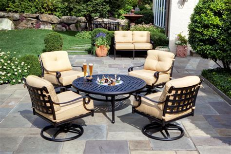 cast aluminum used cast aluminum patio furniture