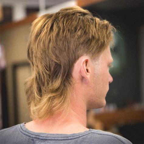 Mullet Haircut   Men's Hairstyles   Haircuts 2017