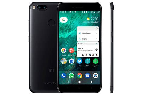 xiaomi mi a2 flagship dual and stock android 8 0 oreo