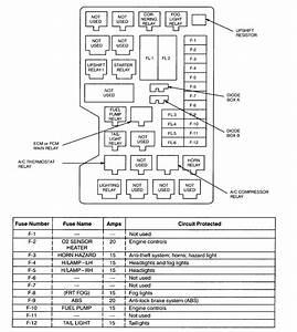 1990 Isuzu Trooper Blower Motor Wiring Diagram