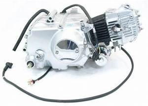 China 49cc 4-stroke Manual Engine