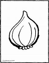 Onion Drawing Coloring Kiddicolour Pages Colouring Popular Clipartmag Getdrawings sketch template