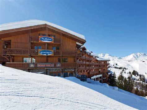 i ski co uk chalet balcon 1 la plagne