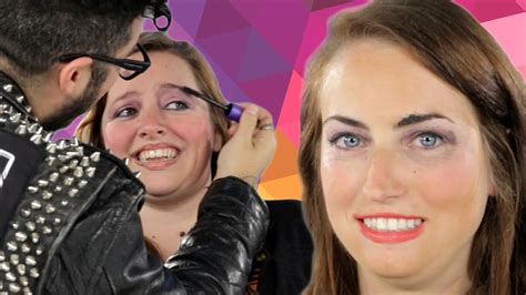 Gay Men Give Lesbians Makeovers Youtube