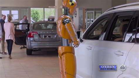 osteen volvo crash test dummy approved youtube