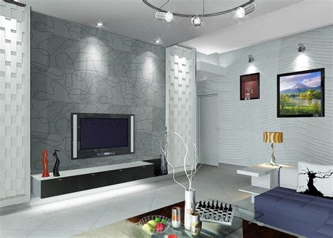 Living Room Tv Wall Design India Interior With Living