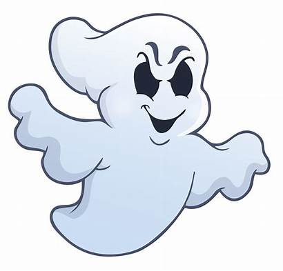 Ghost Halloween Clipart Evil Transparent Background Ghosts