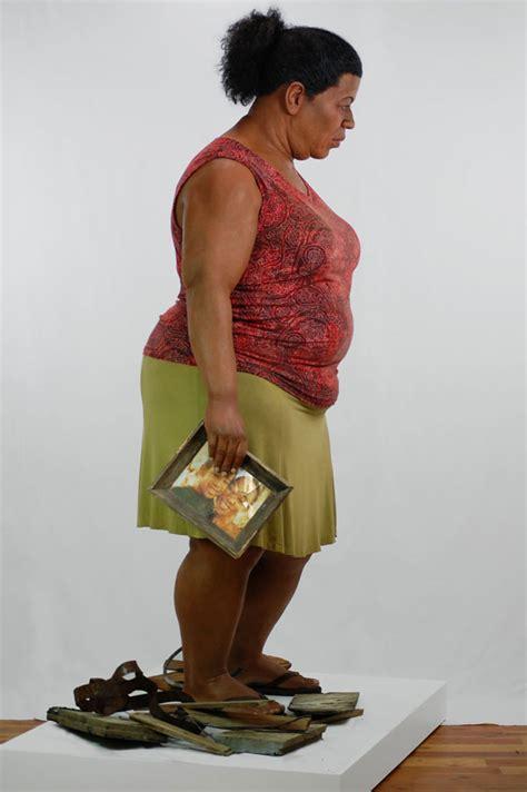 photorealistic  hyper realistic sculptures