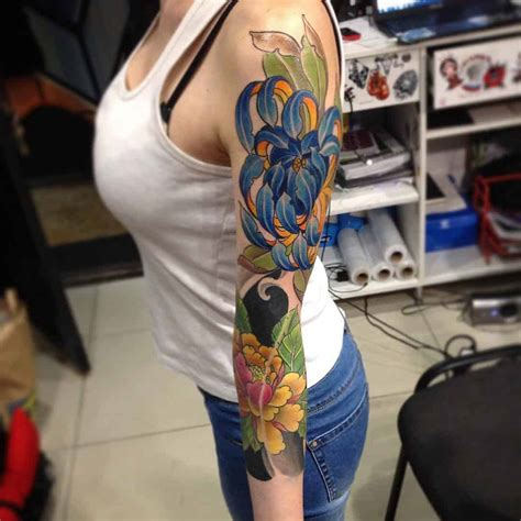 100+ Best Arm Tattoos for Men and Women — Designs & Meanings