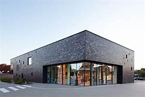 Neun Grad Architektur : umbau und erweiterung supermarkt neubau gesch ftshaus neun grad architektur ~ Frokenaadalensverden.com Haus und Dekorationen