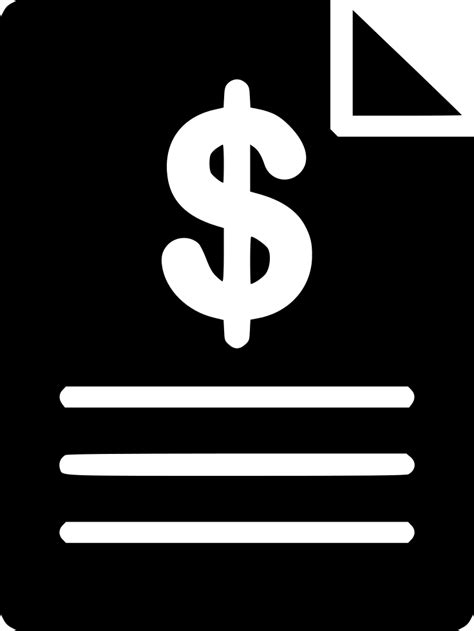 Price List Svg Png Icon Free Download (#458406 ...