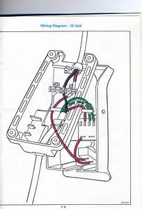 Motorguide Trolling Motor Wiring Diagram  Trying To Repair A Friends 1986 Johnson Trolling Motor