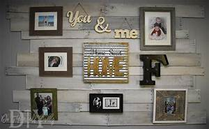 DIY Project Turn Pallets Into Decorative Wall Decor Do