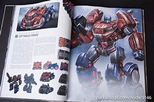 Transformers Fall Of Cybertron : book review the art of transformers fall of cybertron parka blogs ~ Medecine-chirurgie-esthetiques.com Avis de Voitures
