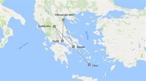 Grecia atene peloponneso e santorini tour con soggiorno
