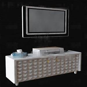 TV Hintergrund Wall 3D Models Free Download 3D Model