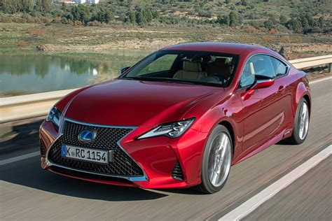 lexus rc   sport  review auto express