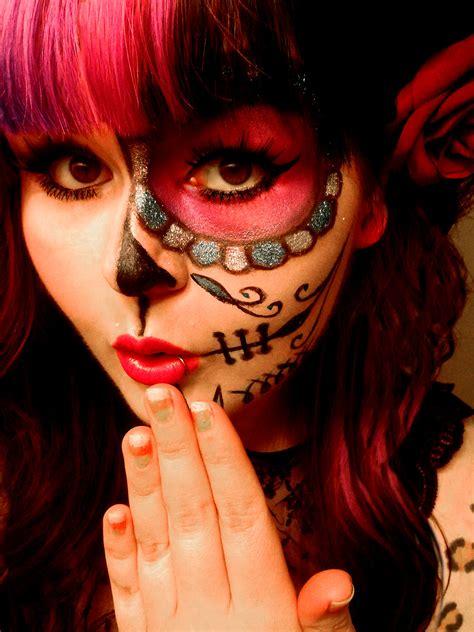 shannon shortcake makeup addict day   dead sugar