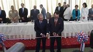 Danilo Medina asiste apertura Centro de Convenciones y ...