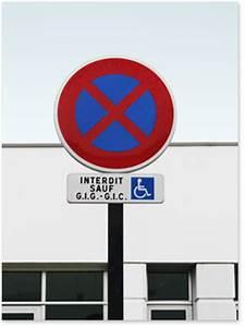 Panneau Stationnement Handicapé : apt tude fabricant en signal tique industrielle et publicitaire panneaux routiers nf ~ Medecine-chirurgie-esthetiques.com Avis de Voitures