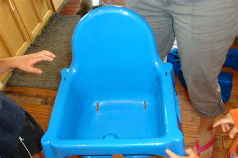 Ikea Antilop High Chair Insert by Peanut S New High Chair My Happy