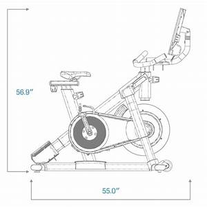 Commercial S22i Ifit Studio Cycle