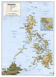 NationMaster - Maps of Philippines (30 in total)