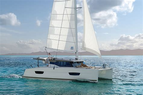 Catamaran Lucia 40 by Fountaine Pajot Lucia 40 Dream Yacht Sales