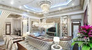 Beautiful, Living, Room, Interior, Design, Uae