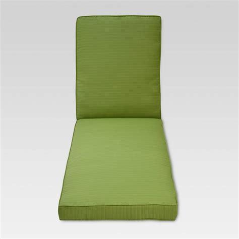 belvedere chaise cushion seafoam threshold ebay