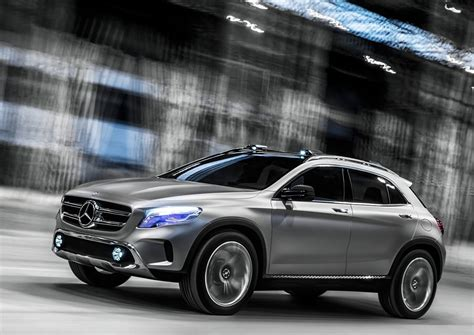 Compact Mercedes by Mercedes Gla Compact Suv Extravaganzi