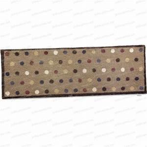 Tapis De Cuisine Long : paillasson long motif spot10 100 recycl 65x150cm paillasson nettoie bottes ~ Teatrodelosmanantiales.com Idées de Décoration