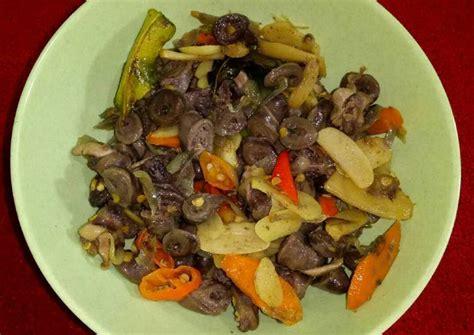 resep tumis jantung ayam oleh listiana wicaksono cookpad