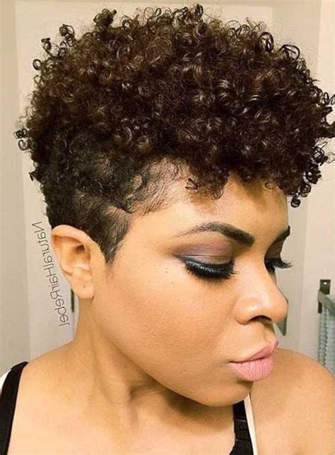20 good short curly hair for black women short