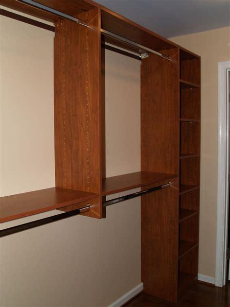 master closet shelving geeky engineer