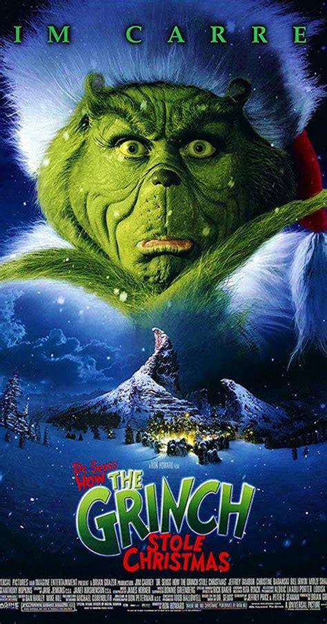 How The Grinch Stole Christmas (2000) Imdb