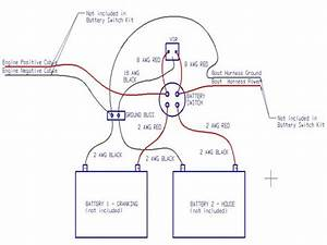 Twin Engine Boat Battery Wiring Diagram