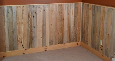 Wood Beadboard Panels : What To Do With Your Left Over Wooden Flooring