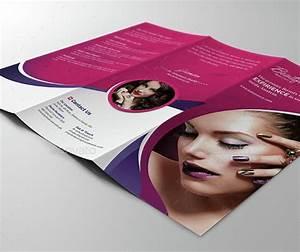 Spa Sample Format 20 Salon Brochures Sample Templates