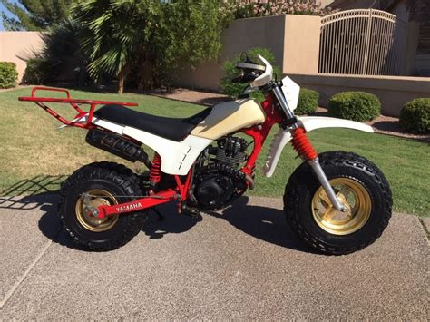 Original 1987 Yamaha Bw200 Big Wheel Dirt Bike For Sale